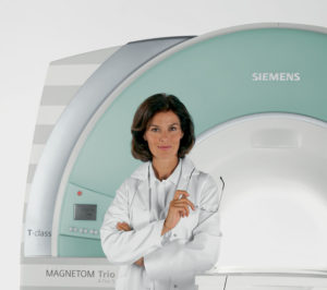 Journaliste ondergaat Total Bodyscan